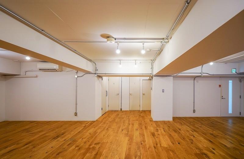 【居抜き】表参道、約40坪。<br>路面店舗やショールーム兼オフィスに最適