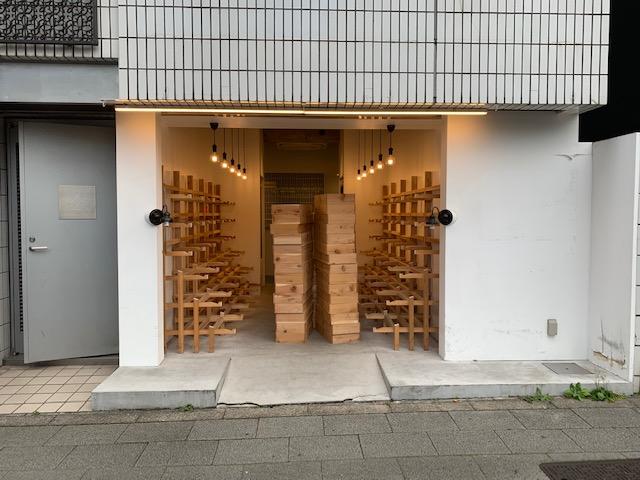 【居抜き】渋谷、約20坪。道玄坂上。<br>物販店舗やギャラリーにぴったりの路面物件