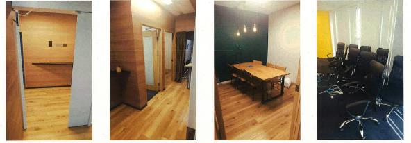 【居抜き】三軒茶屋、約30坪。駅近。<br>会議室×2、ウッドデザインのオフィス