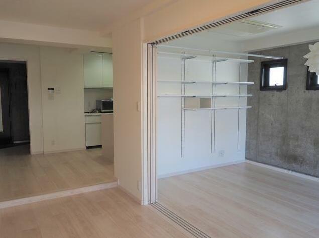 【デザイナーズ】北参道、約15坪。<br>ワンフロアのマンションタイプオフィス