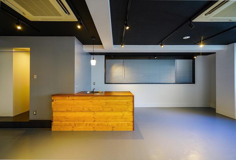 【内装付き】田町~三田、約20坪。 男女別お手洗い・応接スペースあり