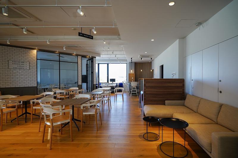 【居抜き】北参道、約50坪。 会議室×2・フリースペース・休憩室