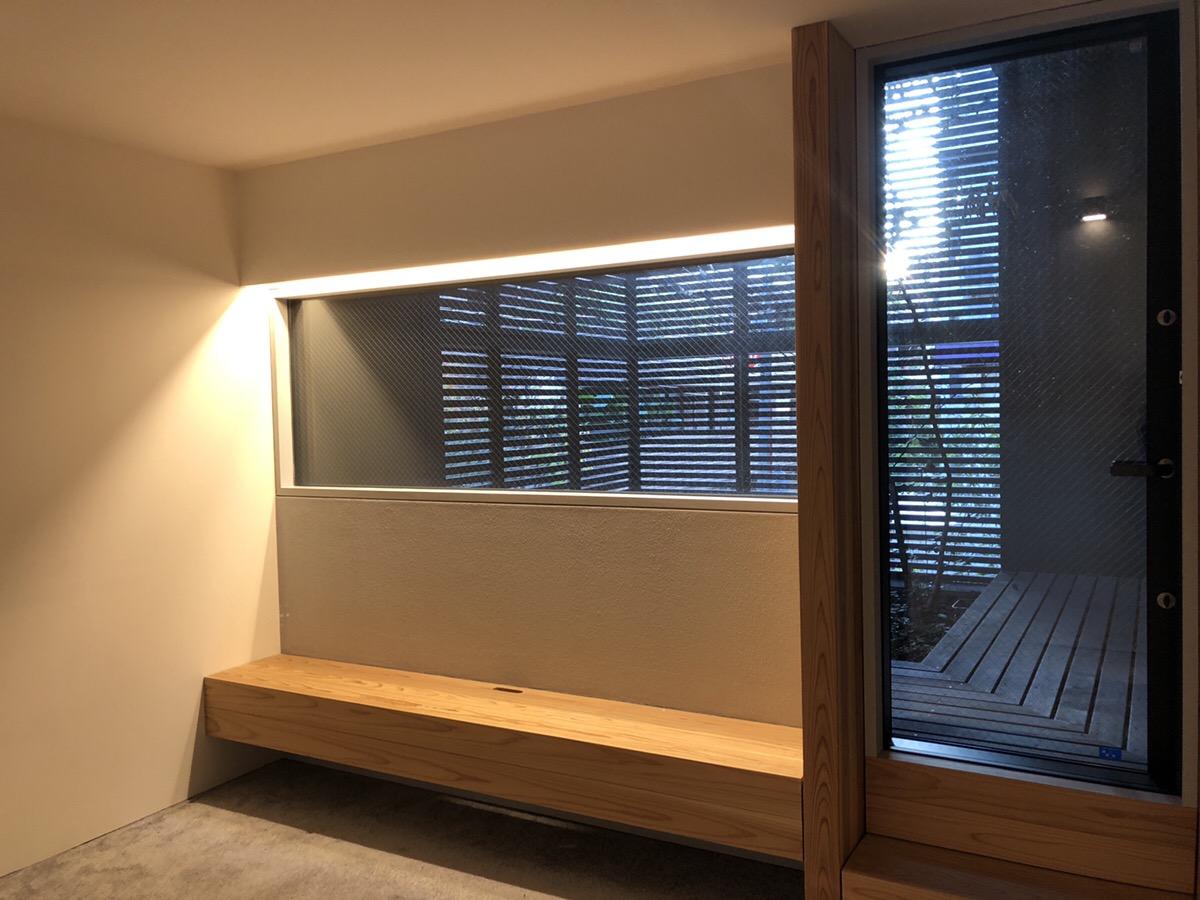 【デザイナーズ】初台・参宮橋、約25坪。<br>中庭テラスのあるメゾネットオフィス