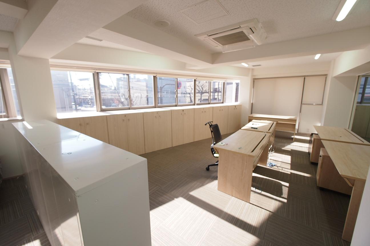 【居抜き】大井町、約60坪。 会議室あり・家具譲渡可能な築浅オフィス