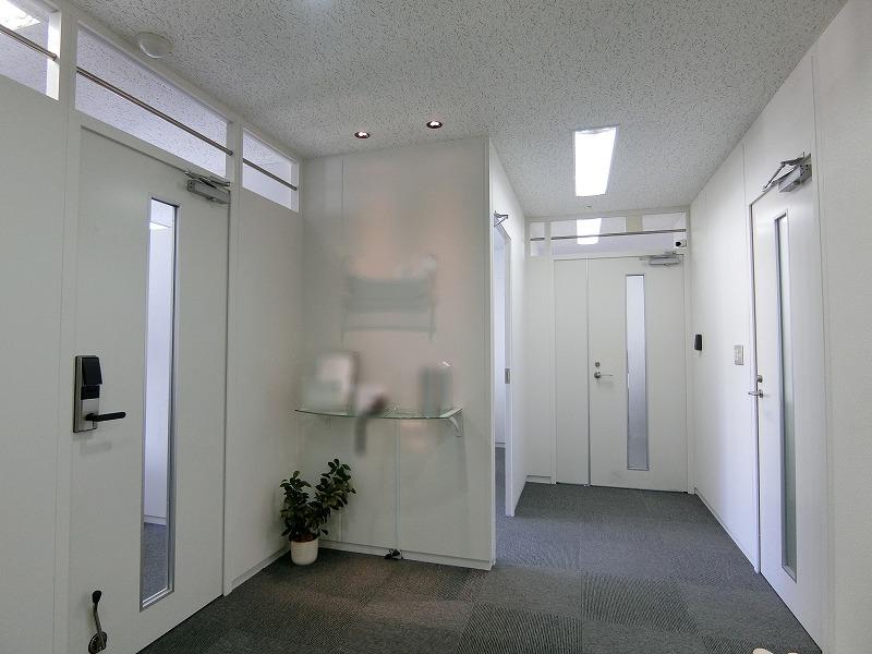 【居抜き】溜池山王、約50坪。<br>徒歩1分!駅近造作付きオフィス