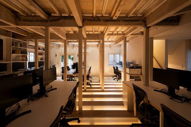 【居抜き】渋谷~神宮前、60~100坪。<br>内装費用5,000万円越えのハイグレードオフィス。