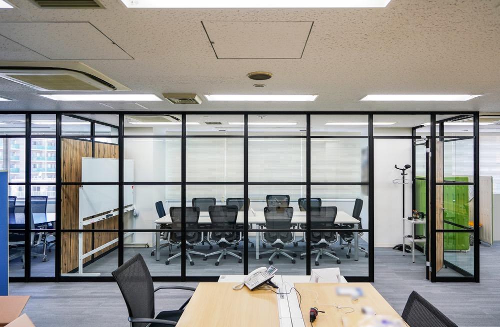 【居抜き】五反田、約60坪。<br>ベンチャー企業人気エリアのデザイナーズオフィス。