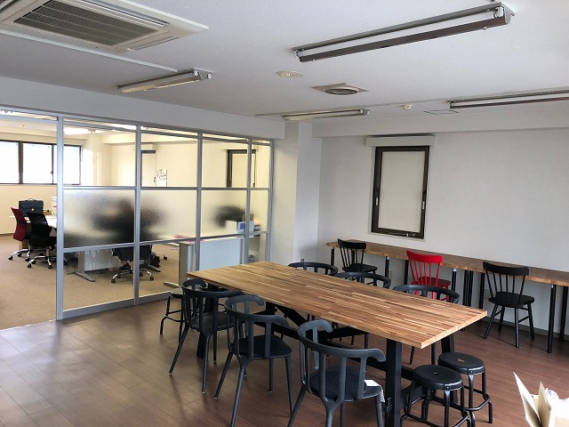 【居抜き】浜松町、20~30坪。<br>~什器譲渡相談可能オフィス~