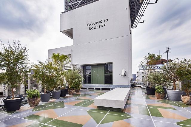 【デザイナーズ】港区六本木 1フロア108坪<br>天井スケルトン、屋上テラス付きオフィス!!
