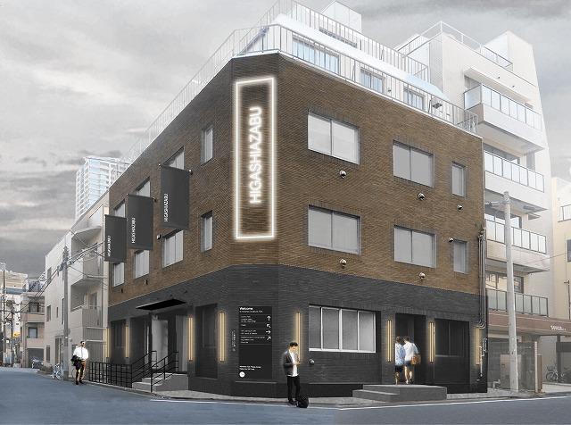 【デザイナーズ】港区 麻布十番<br>26坪~216坪 自由な設計が可能