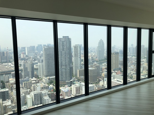 【高級タワマン】東京の壮大な風景 新しい働き方としてSOHOタイプの提案