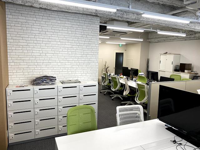 【居抜き】渋谷、20-30坪。 ~クリエイティブ居抜きオフィス~