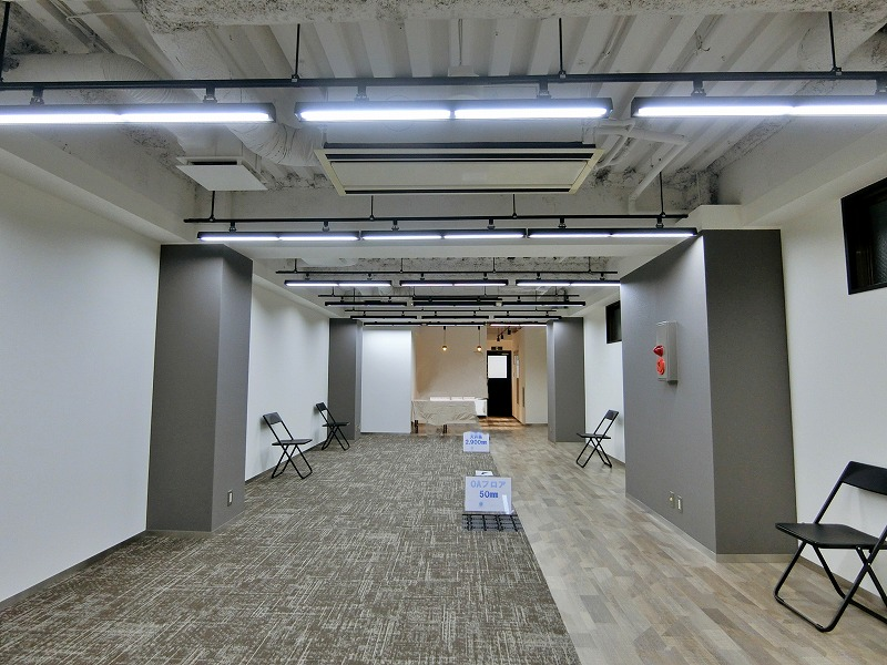 【会議室付き オフィス】市ヶ谷・九段下エリア  30坪<br>~新たな想像を見出すオフィス~