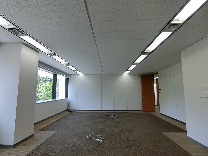 【居抜き】目黒、約100坪。<br>目黒通り沿いのフレキシブルオフィス。