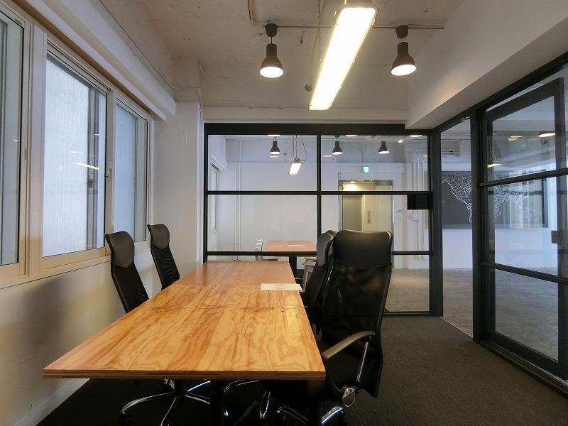 【居抜き】渋谷  新時代の革命的なオフィス 60坪 複数フロア