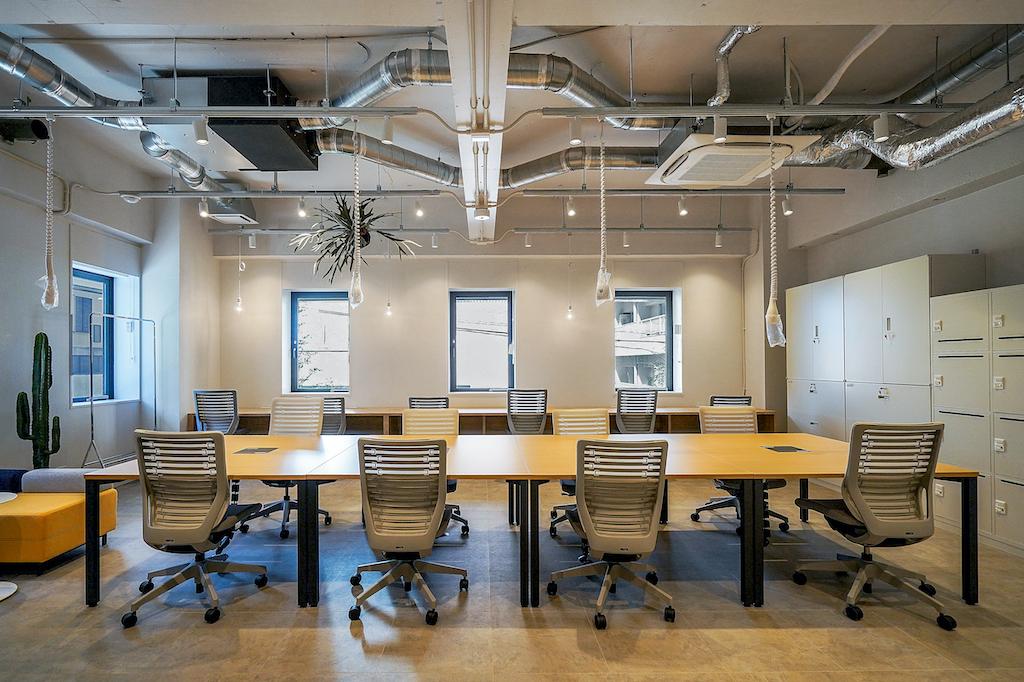 【セットアップ】恵比寿、内装付き、 敷金・礼金なし!21坪のお勧めオフィス