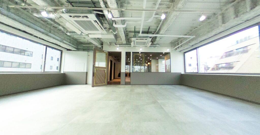 【セットアップ】神田 内装付きリノベオフィス
