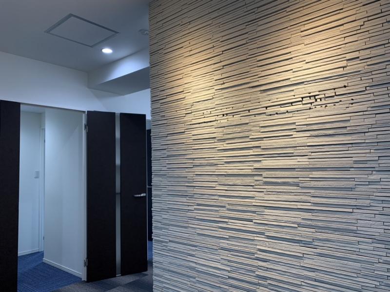 【居抜き】赤坂、約20坪。 会議室の造作付きシンプルなオフィス