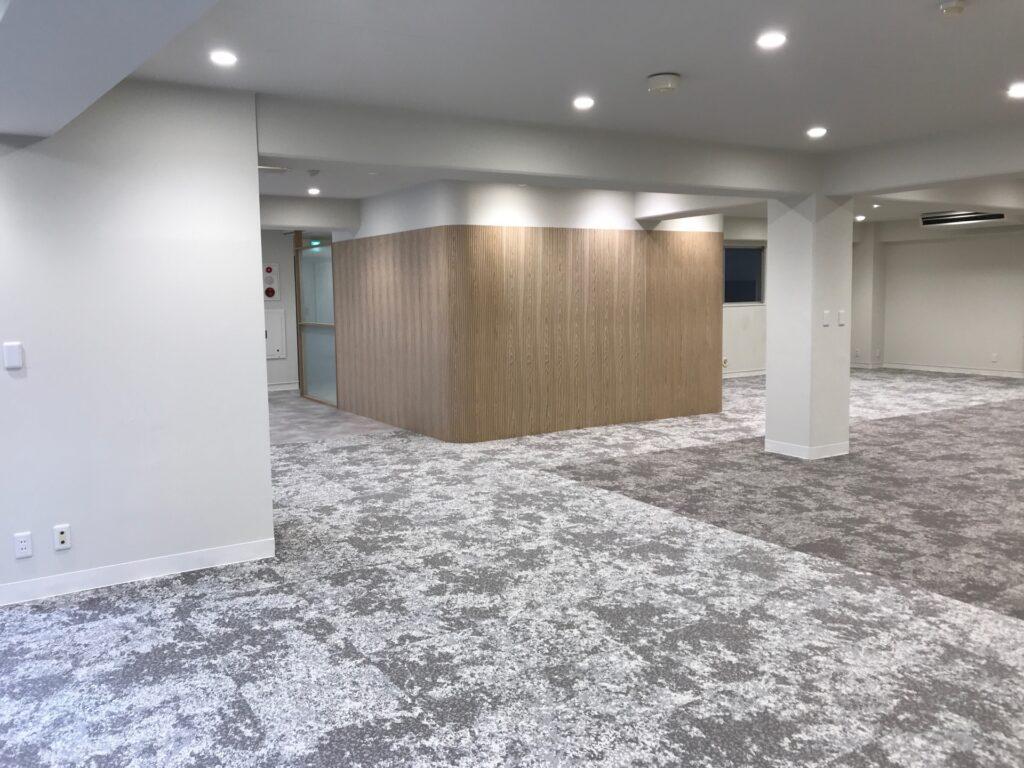 【デザイナーズ】京橋・有楽町、約50坪。 敷礼ゼロ!モダンに変身したリノベオフィス