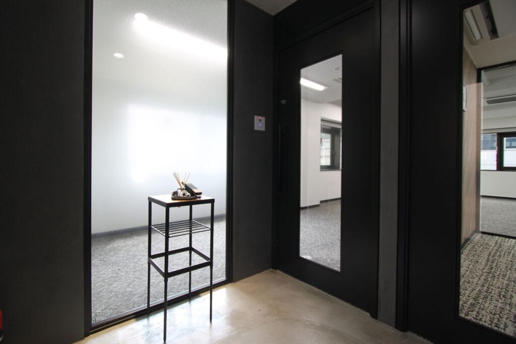 【セットアップ】八丁堀 内装付きコンパクトオフィス