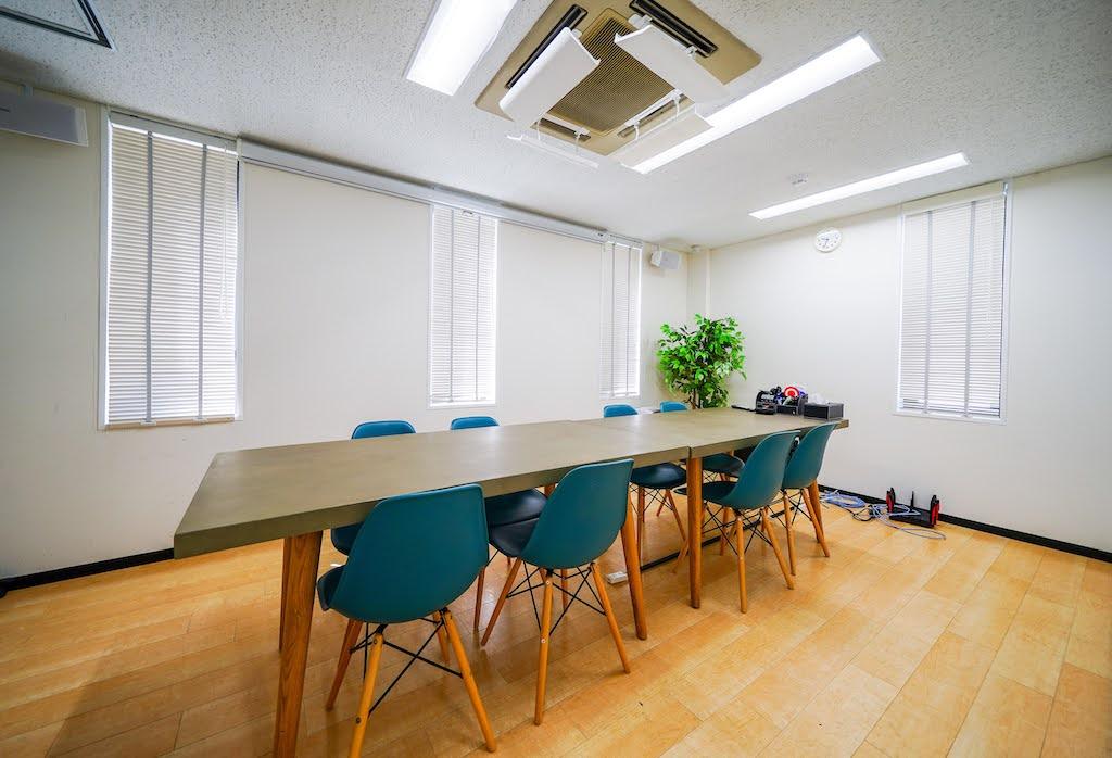 【居抜き】高田馬場、一棟貸し。使い勝手の良い隠れ家オフィス。
