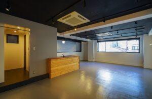 【セットアップ】田町~三田、約20坪。 男女別お手洗い・応接スペースあり