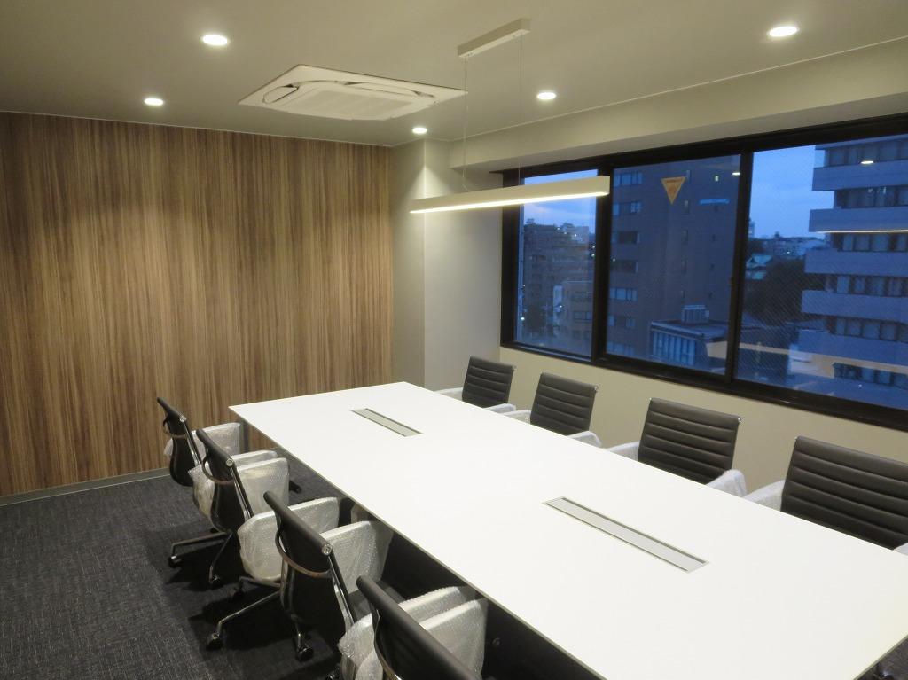 【セットアップ】五反田エリア 60~70坪 会議室付きオフィス