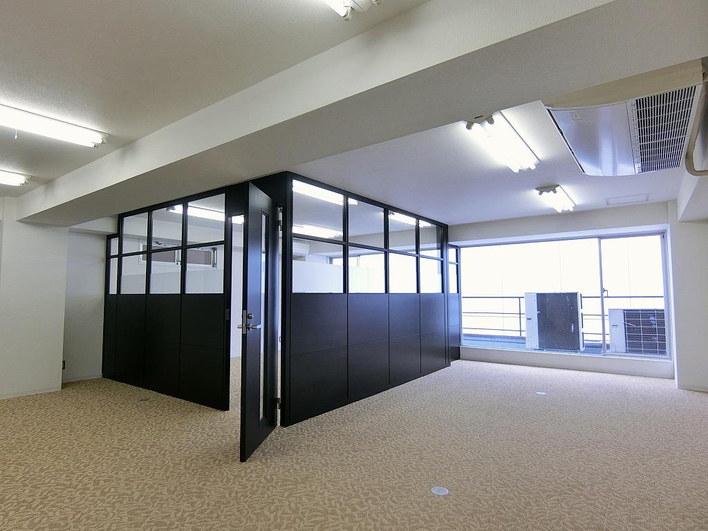 【居抜き】渋谷、約20坪。シンプルな居抜きオフィス。