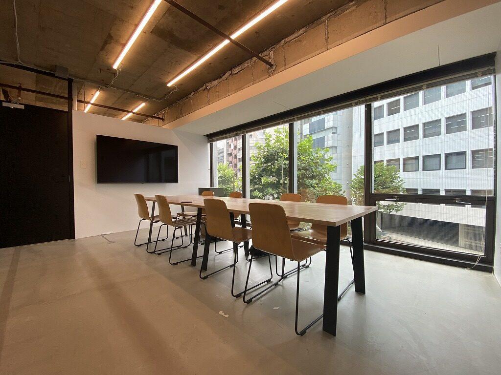 【居抜き】千代田区、約40坪。憧れのクリエイティブオフィス。