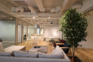 【セットアップ】神田エリア 贅沢を詰め込んだデザインオフィス!