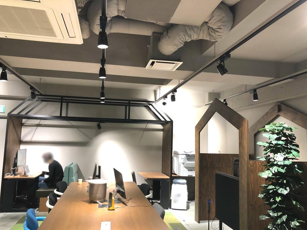 【セットアップ】神田・秋葉原エリア 30坪 什器付きオフィスのご提案