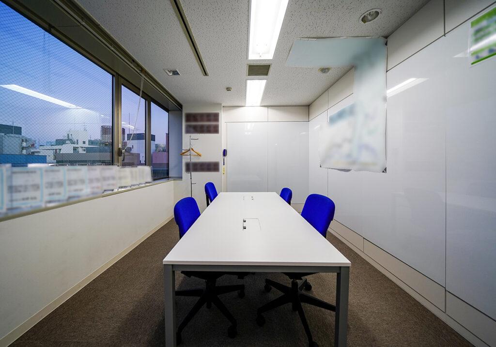 【居抜き】五反田、50-75坪。使いやすい万能型オフィス。