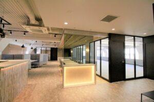【セットアップ】東京駅徒歩圏内の内装付きデザインオフィス!