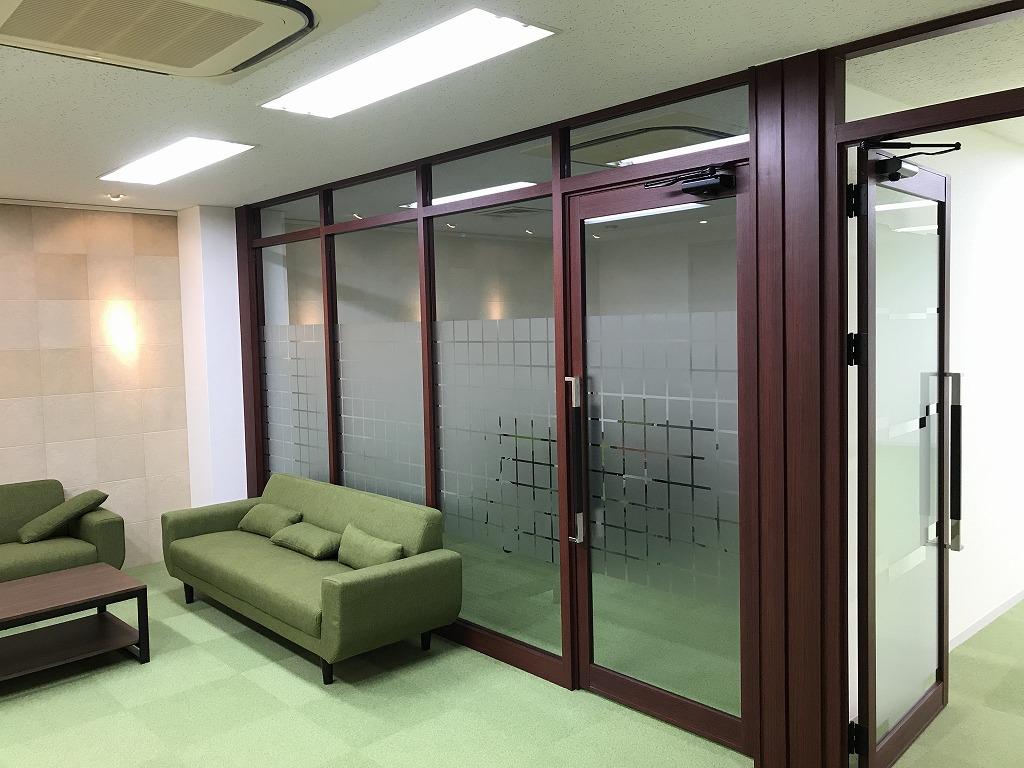 【居抜き】六本木エリア オフィスに安らぎを。