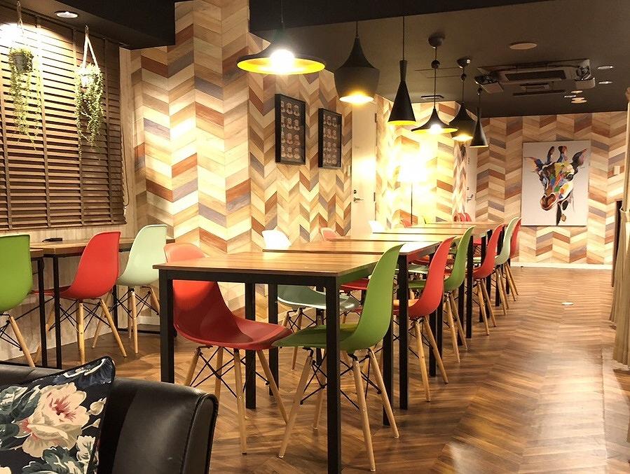 【居抜き】新宿エリア カフェのようなオフィス