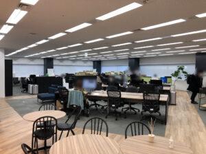 【居抜き】品川区、天王洲・品川駅エリア 空間を使い分けて