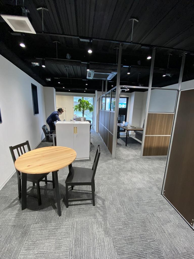 【居抜き】渋谷抜群の立地 今だからこそオフィスを縮小ではなく『凝縮』