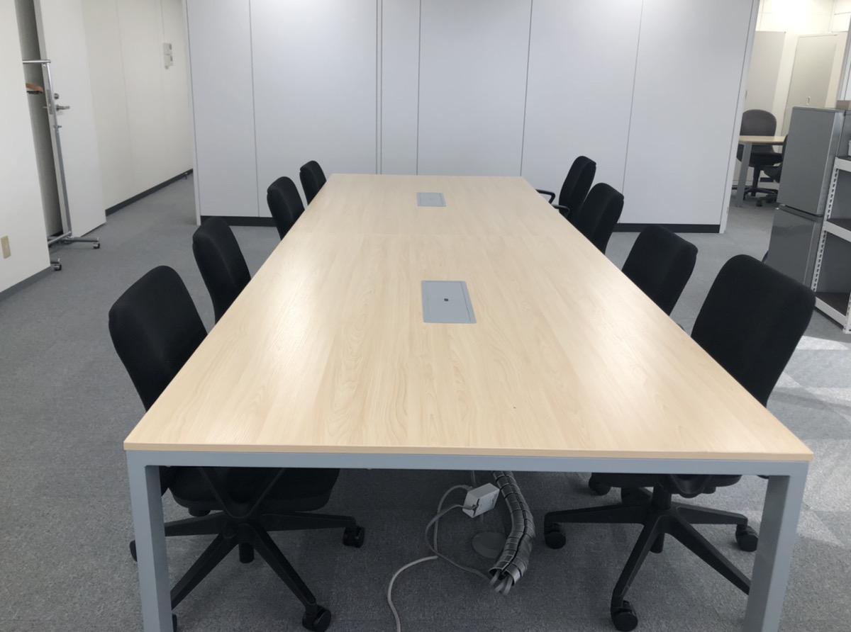 【居抜き】淀川区・西中島エリア 約50坪  複数会議室付き 居抜きオフィス!