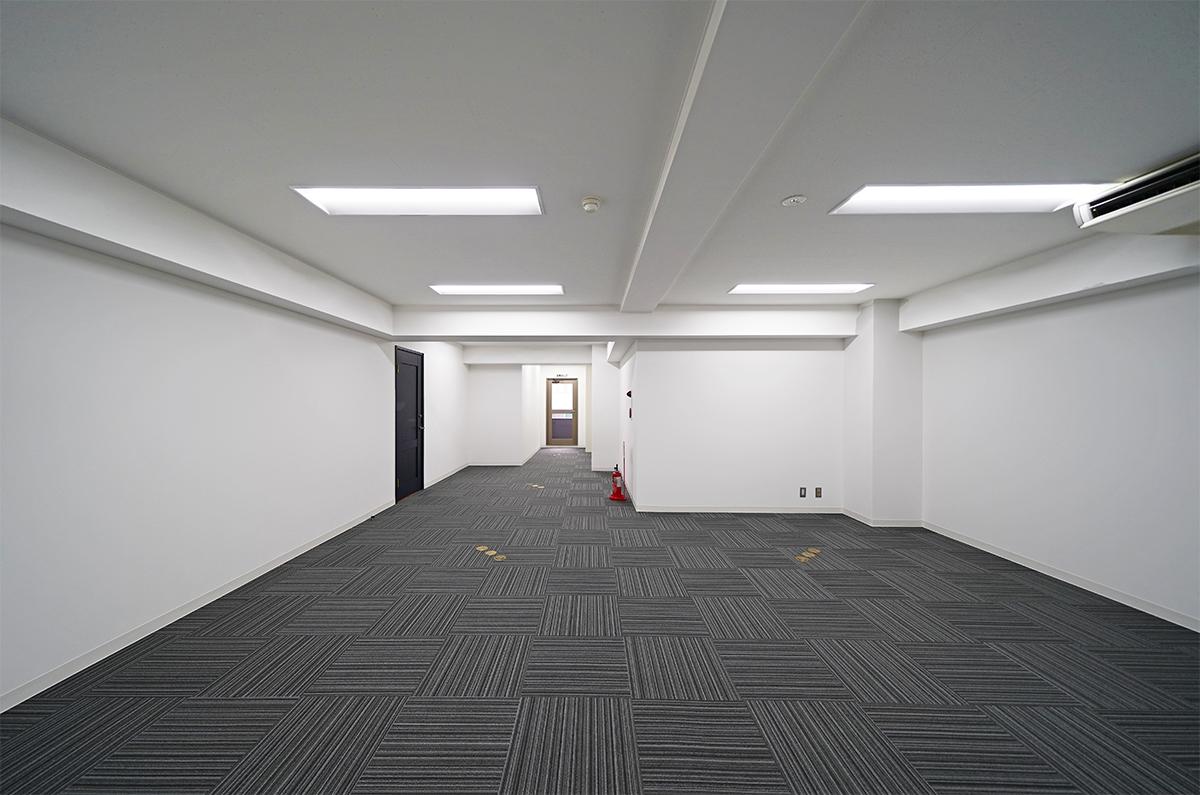 【セットアップ】千代田区 利便性抜群の内装付きオフィス!