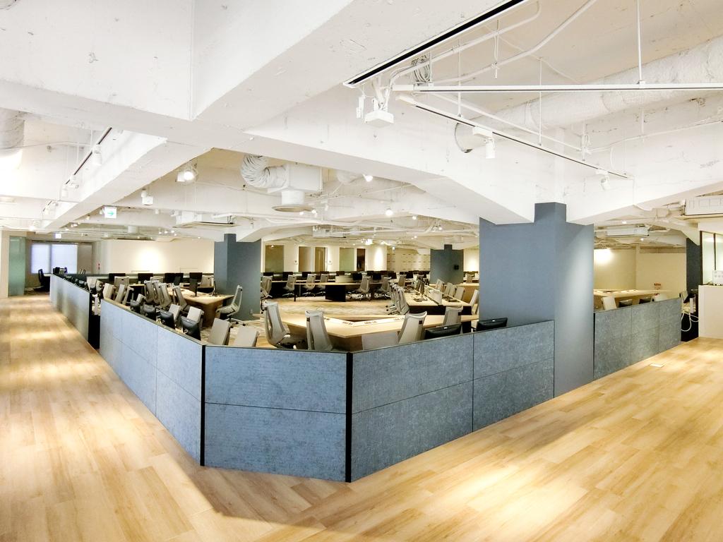 【居抜き】東京駅徒歩圏内 コロナを乗り越える大型デザインオフィス!