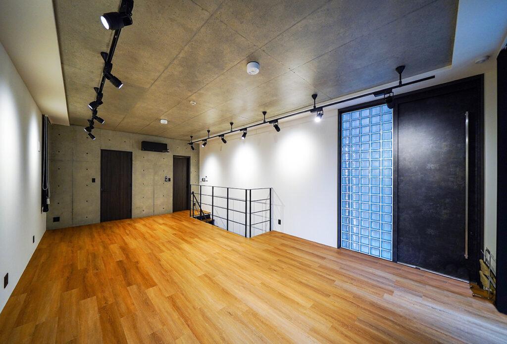 【デザイナーズ】青山エリア 好立地な隠れ家オフィス