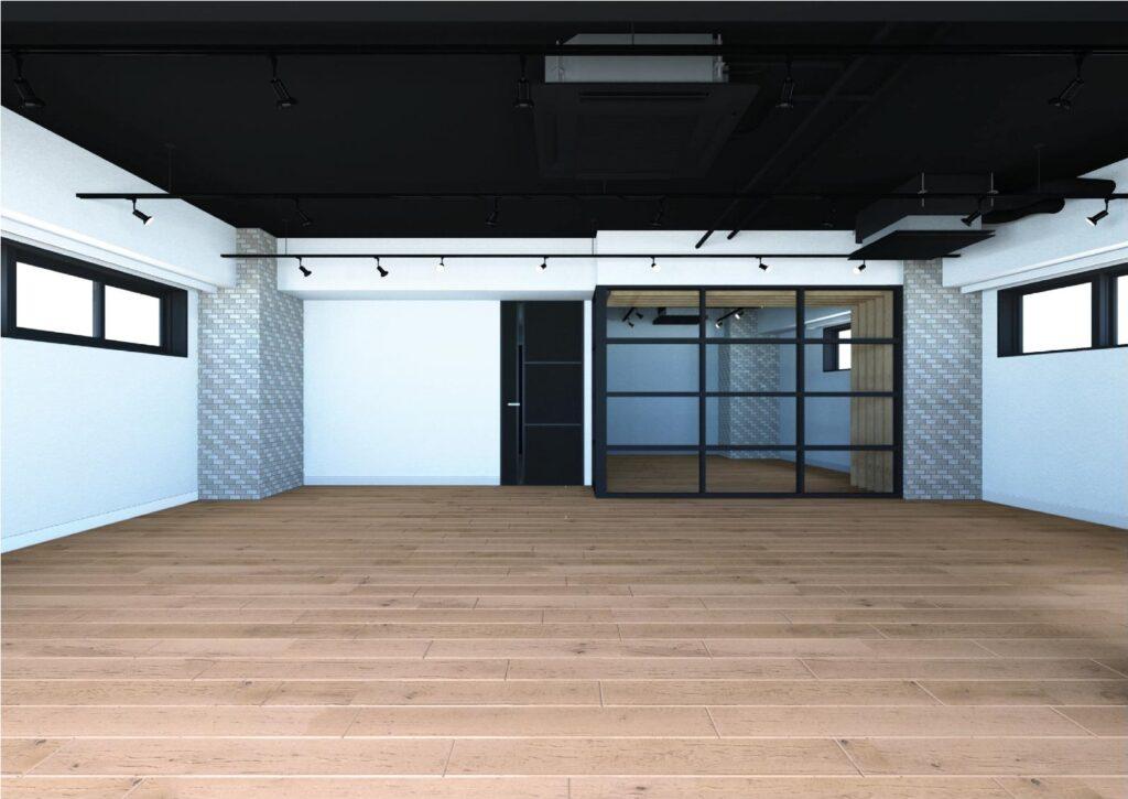 【セットアップ】八丁堀 「あったらいいな」が全部ある。新築内装家具付きオフィス。