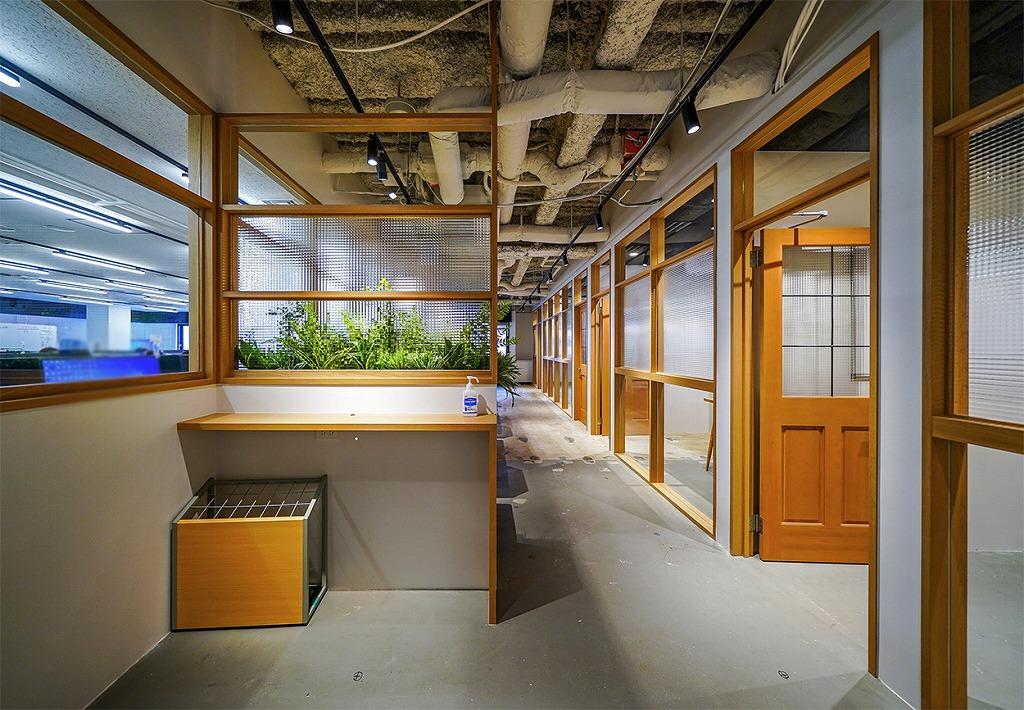 【居抜き】五反田エリア 「いいね」が溢れるコロナ禍適応型オフィス。