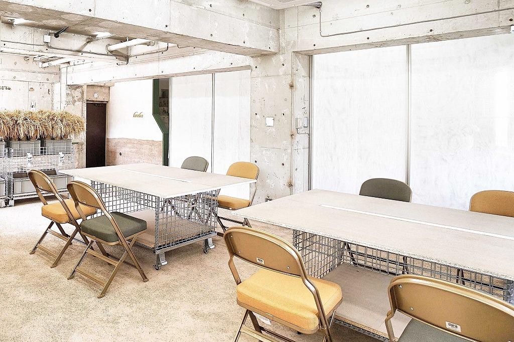 【居抜き】鎌倉エリア。解放感ある100坪越えのメゾネット居抜きオフィス