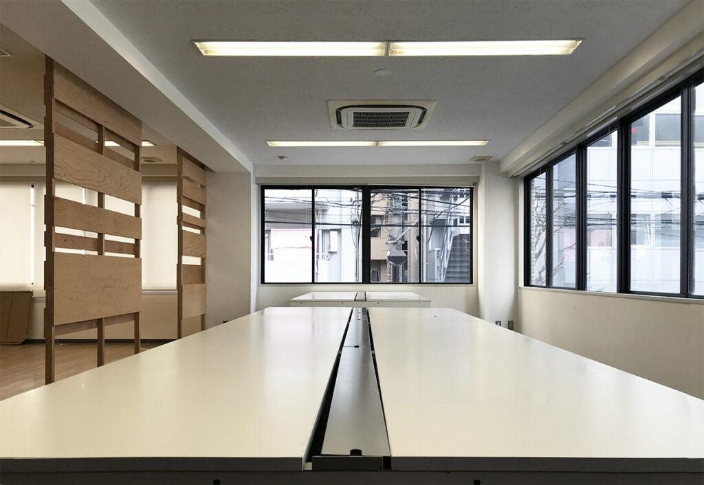 【居抜き】赤坂 お得ポイントが沢山ある使いやすいオフィス。