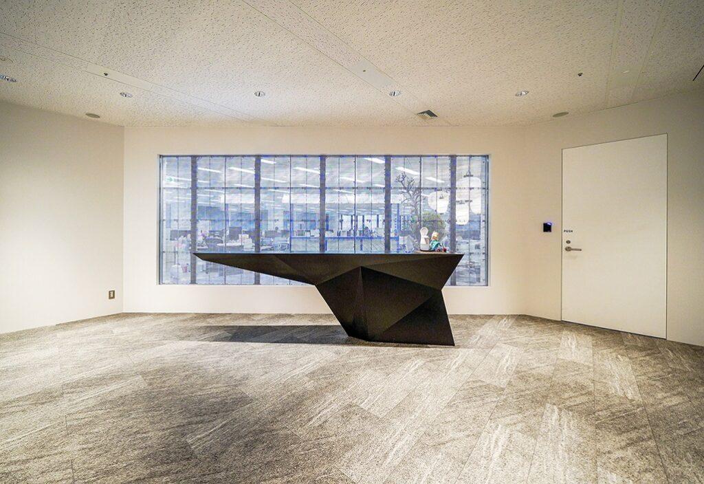 【居抜き】新宿区 会議室3つ付き 最先端居抜きオフィス