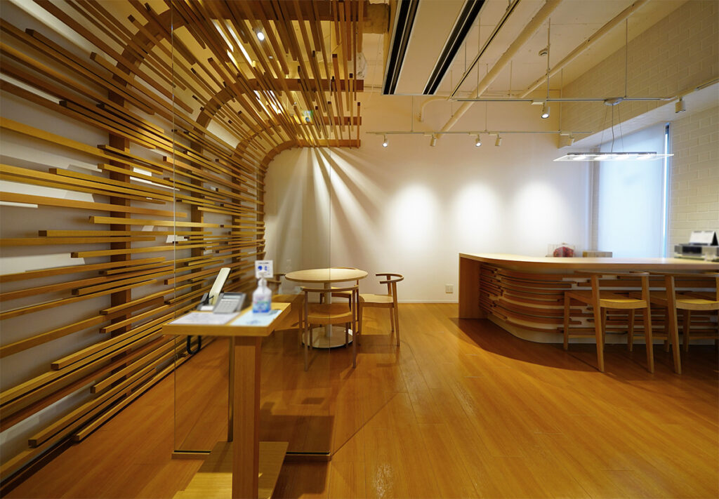 【居抜き】赤坂エリア、温かく心地よい好立地オフィス