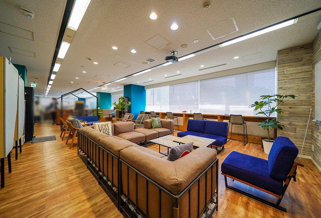 【居抜き】渋谷エリア 何かも圧巻のオフィス!