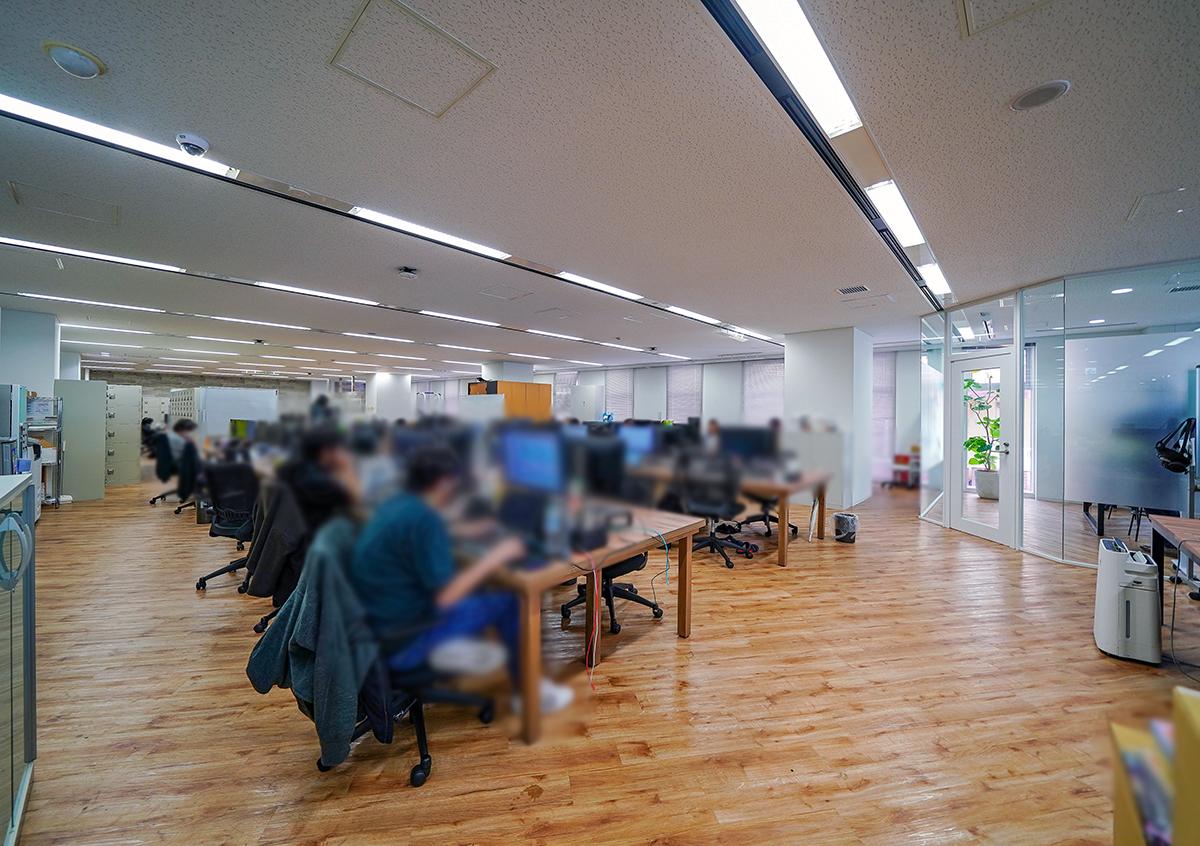 【居抜き】渋谷エリア お洒落を極めたオフィス!