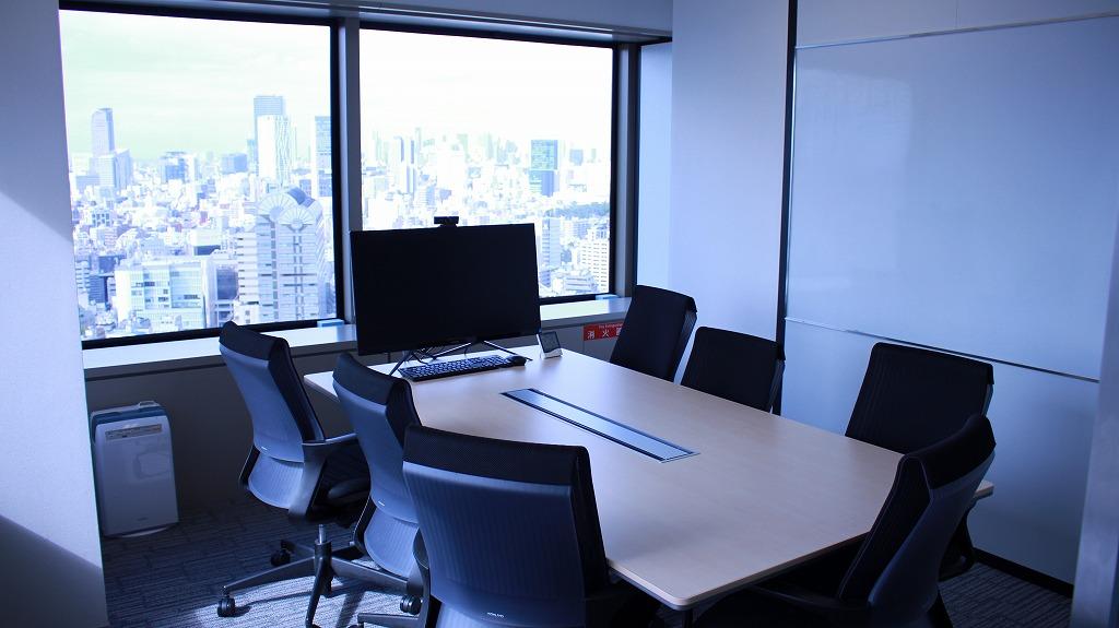 【居抜き】恵比寿エリア 複数会議室あり ハイグレード居抜きオフィス